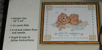 Janlynn COUNTED CROSS STITCH KIT - Sweet Dreams #999-2001
