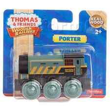 USA PORTER Engine for Thomas Wooden Railway Train NEW IN BOX NIB