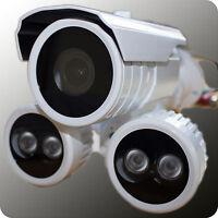SONY Full-HD-Überwachungskamera SDI - 2x2 IR-Array-LED - 2,8-12mm - OSD - 1080p