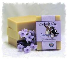Handmade/Homemade Goat Milk Soap _ Lavender _ Made in Montana