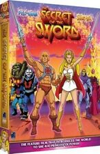 HE-MAN & SHE-RA THE SECRET OF THE SWORD New Sealed DVD