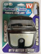 Vigilamp Solar - LED Solarlampe Wandleuchte mit Bewegungssensor (1021)