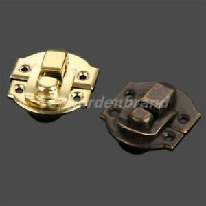 Suitcase Drawer Cabinet Jewelry Box Toggle Catch Latch Clasp Clip Hasp Hardware