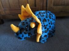 DINOSAUR MONEY BOX.....Cute large money box soft toy ..Stegosaurus....