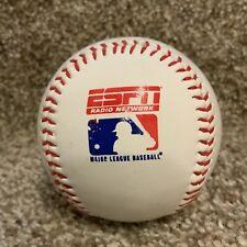 ESPN Radio ABC Sports Souvenir baseball collectible ball