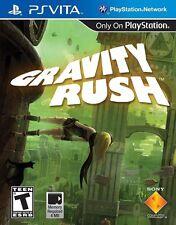 Gravity Rush (Sony PlayStation Vita) PS Vita new sealed video game