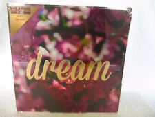 3 Triptych Foil Canvas Split Wall Art Prints Pictures Floral Dream Love Believe