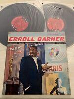 Erroll Garner Paris Impressions RARE 2 X LP Columbia 6 Eye DG Mono VG-