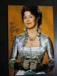 DANA DELANY Authentic Hand Signed Autograph 4X6 Photo - SEXY ACTRESS