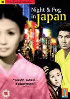 Notte E Nebbia IN Giappone DVD Nuovo DVD (YUME029)