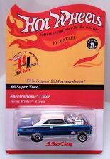 2014 Hot Wheels Red Line Club RLC Rewards '66 Super Nova Gasser Kar Keeper