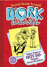 Dork Diaries 6: Tales from a Not-So-Happy Heartbreaker by Rachel Rene Russell