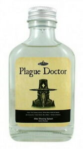Plague Doctor after Shave 100 ML RAZOROCK Italy Care / Peony Pink Musk