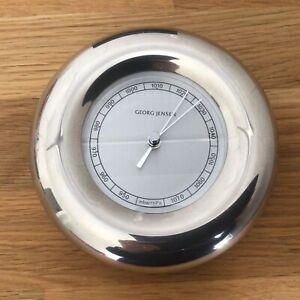 Georg Jensen Barometer Designed by Andreas Mikkelsen in Original Box#454
