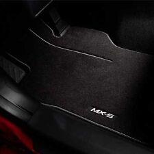 Genuine Mazda MX-5 ND 2015 Onwards Luxury Mat Set NB2VV0320A