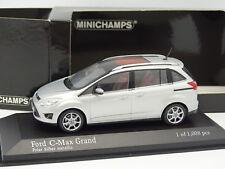Minichamps 1/43 - Ford C Max Grand Silver