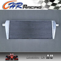 Universal Turbo Front Mount Intercooler 72.5X24X42MM Tube & Fin