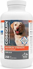 New listing Cosequin Maximum Strength Plus Msm for Dogs All Sizes 250 Count 07 / 2023