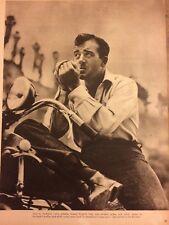 John Payne, Full Page Vintage Pinup