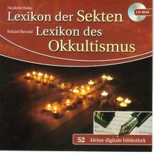 Lexikon der Sekten - Lexikon des Okkultismus