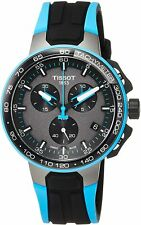 New Tissot T-Race Cycling Chronograph Black Dial Men's Watch T111.417.37.441.05