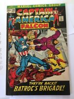 Captain America 149 issue 1976 Marvel Comic Book Captain America and the Falcon