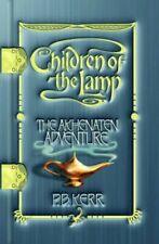 The Akhenaten Adventure (Children of the Lamp) by Kerr, P. B. Hardback Book The
