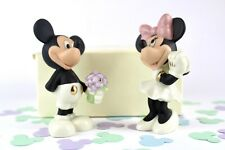 Lenox Mickey and Minnie Salt & Pepper Shakers