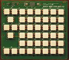 1 USED FUJITSU N860-3755-T901 KEYBOARD BOARD (BUHIN N86D-3755-R001/02)