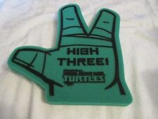 NYCC 2016 Exclusive Teenage Mutant Ninja Turtles TMNT High Three Foam Finger
