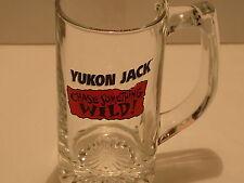 Yukon Jack Chase Something Wild! Glass Mug