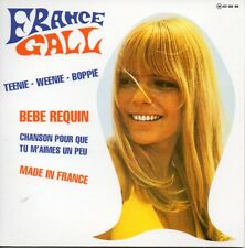 CD Single France GALL Teenie - Weenie - Boppie - EP REPLICA 4-TRACK CARD SLEEVE