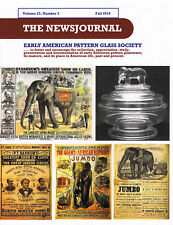 Early American Pattern Glass Society NewsJournal 23-3: Jumbo, Bryce Higbee