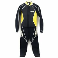 Seadoo Wetsuit 2 Piece Short Sleeve + Jacket Size Small Jet Ski