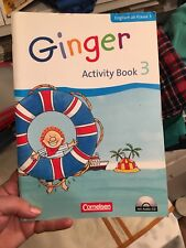 Ginger Activity Book 3 Arbeitsheft 9783060834020 978-3-06-083402-0 Englisch o CD