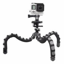 Bower Xtreme Action Series Flex Tripod for GoPro hero 1-2-3-3-4-5 & Session Cam.