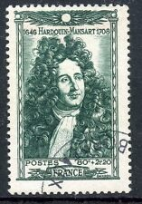 STAMP / TIMBRE FRANCE OBLITERE N° 613 / CELEBRITE / MANSART