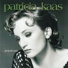 PATRICIA KAAS : JE TE DIS VOUS / CD - NEU