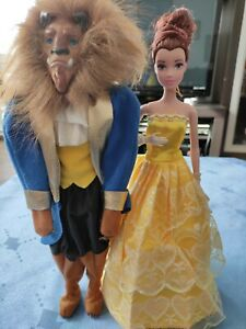 Barbie Wald Disney Die Schöne und das Biest Vintage 1991 Mattel