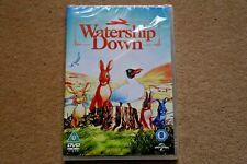 WATERSHIP DOWN   BRAND NEW SEALED GENUINE UK DVD