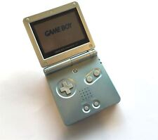 Nintendo Gameboy Sp Ártico Game Boy Advance Gba Consola Plus Cargador Grado B