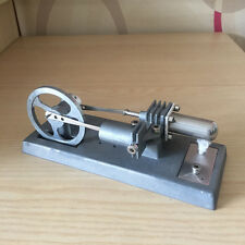 Mini Hot Air Stirling Engine Model DIY Engine Generator Motor Assemble Engine