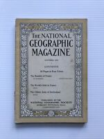 National Geographic Magazine - November 1915 - The Beauties Of France