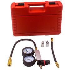 Engine Compression Leakage Leakdown Detector Cylinder Tester Hose Gauge Tool