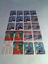 *****Mike Jorgensen*****  Lot of 20 cards....5 DIFFERENT