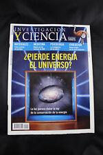 Magazine Investigation Agents- et Science Sont-Elles Perte Energie L'Univers? -