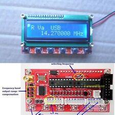 0~55MHz DDS Signal Generator For HAM Radio VFO SSB RIT 6 Bands SSB 6.1