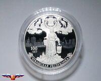 Russland 3 rubel 2020 100 Jahre Tschuwaschische Republik Silber 1 oz PP