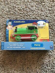 AquaDoodle Accessory Thomas & Friends Percy Green Train  Engine New! Aqua Doodle