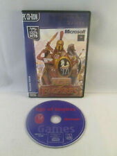 PC CD-Rom - Age of Empires 1